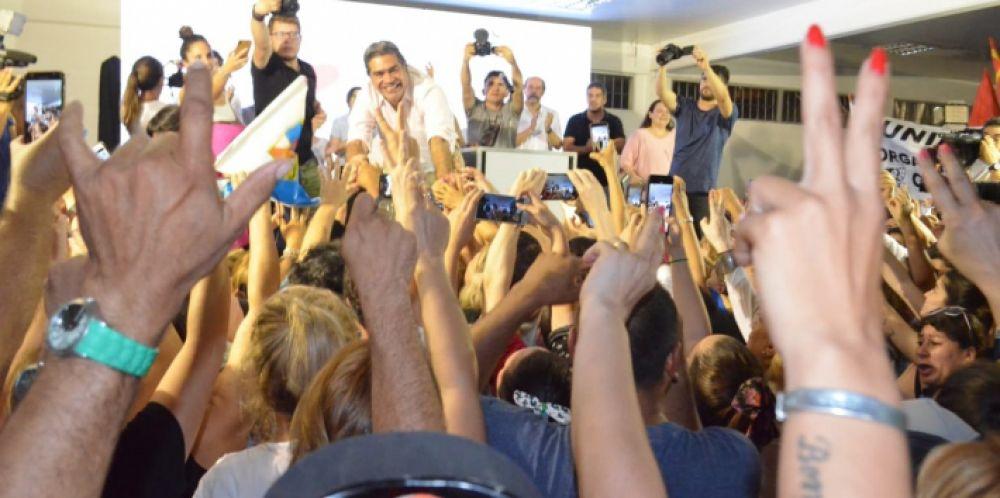 foto: Histórico triunfo de Capitanich en Chaco: gobernará por tercera vez