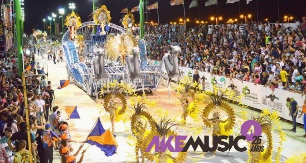 foto: Integrantes de Ake Music llegarán a Corrientes entre martes y miércoles