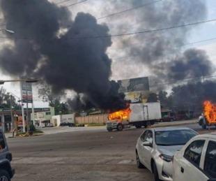 foto: Liberaron al hijo del Chapo Guzmán para evitar más violencia