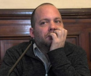 foto: Apareció muerto al periodista Lucas Carrasco