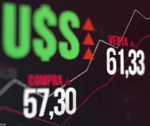 foto: El Banco Central vendió U$S300 millones y la divisa subió a $61,33
