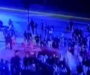 foto: Chile: embistió a una multitud con un auto y causó dos muertos