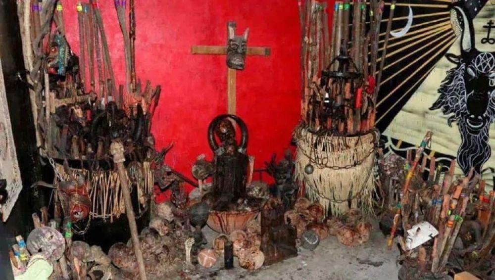 foto: Horror en México: el misterioso hallazgo de 42 cráneos humanos