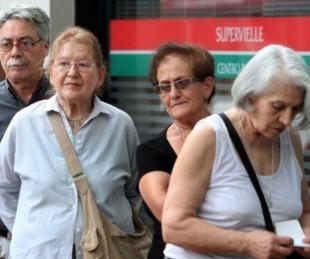 foto: El Gobierno oficializó el aumento a jubilaciones y pensiones del 8,74%