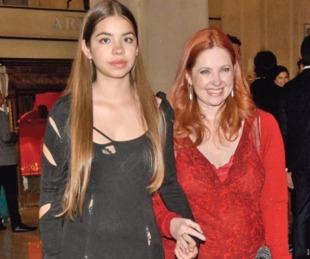 foto: La hija de Andrea del Boca denunció a su padre por abuso sexual