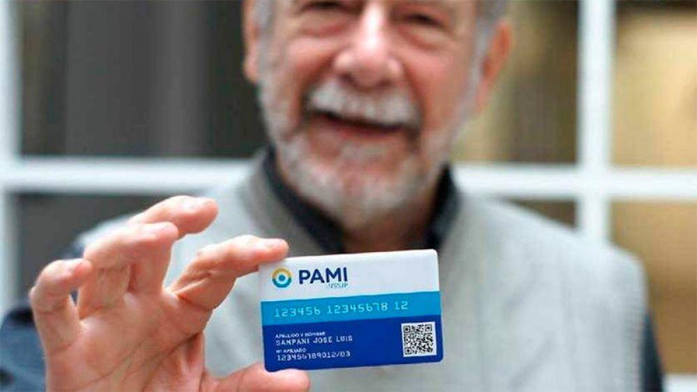 foto: Pami prorrogó el uso de sus credenciales hasta marzo del 2020