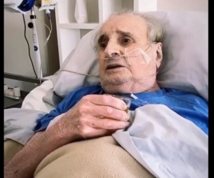 foto: Fede Bal habló de la salud de su padre: