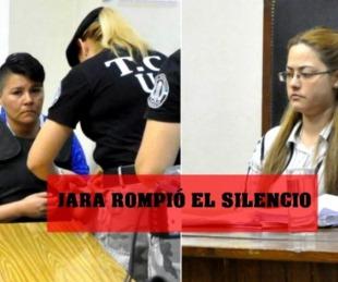 foto: Jara apuntó contra Lorena Encinas:
