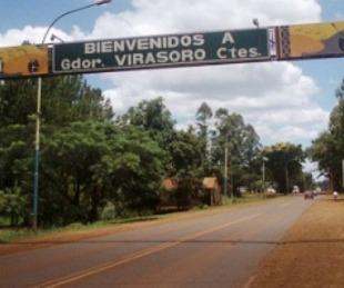 foto: Virasoro: Adolescente en moto murió tras chocar contra un auto