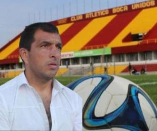 Claudio Marini volverá a dirigir al plantel de Boca Unidos