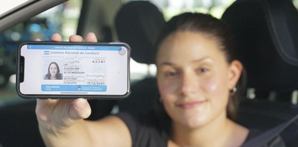 foto: Corrientes implementa la Licencia de conducir digital