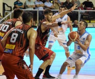 foto: Liga Nacional: Un desconocido Regatas cayó ante San Marín
