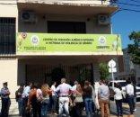 Inauguraron centro de atención para víctimas de violencia