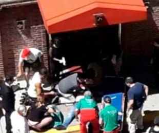 foto: Motochorros mataron a un turista inglés e hirieron de gravedad a otro