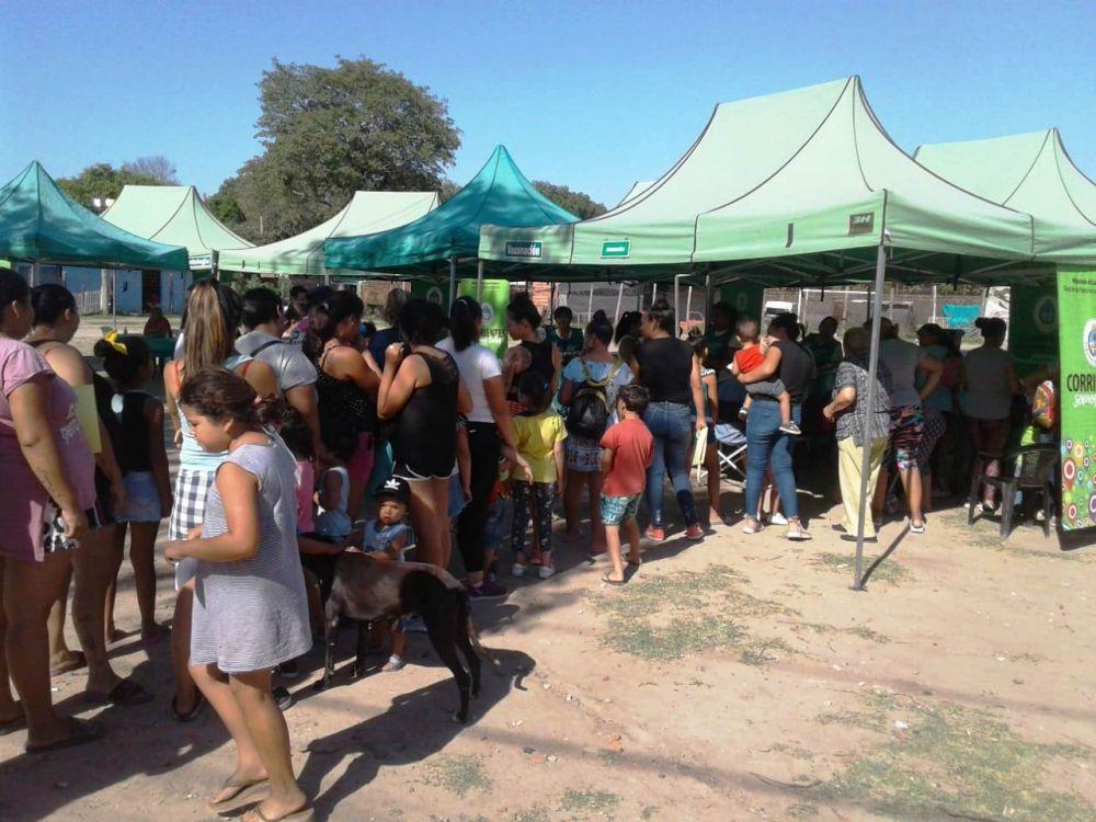 foto: Provincia realizó más de 500 operativos sanitarios en la capital