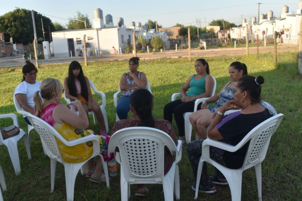 foto: El lunes inicia la colonia de vacaciones en el barrio Esperanza