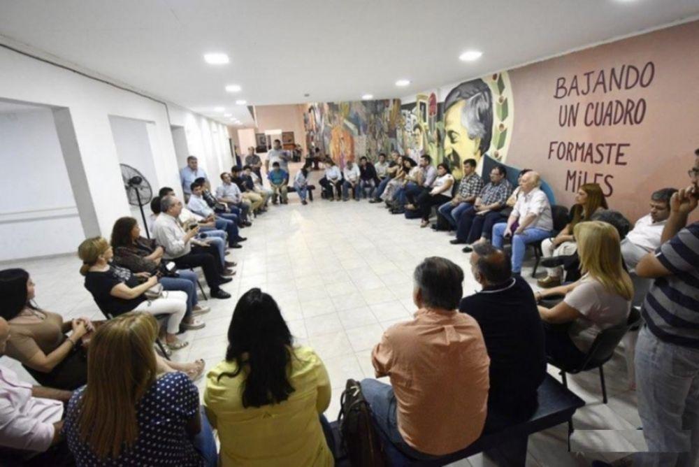 Intendentes justicialistas se reunirán con funcionarios nacionales