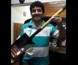 foto: Fue honesto, devolvió 2 millones y recibió de regalo una pala