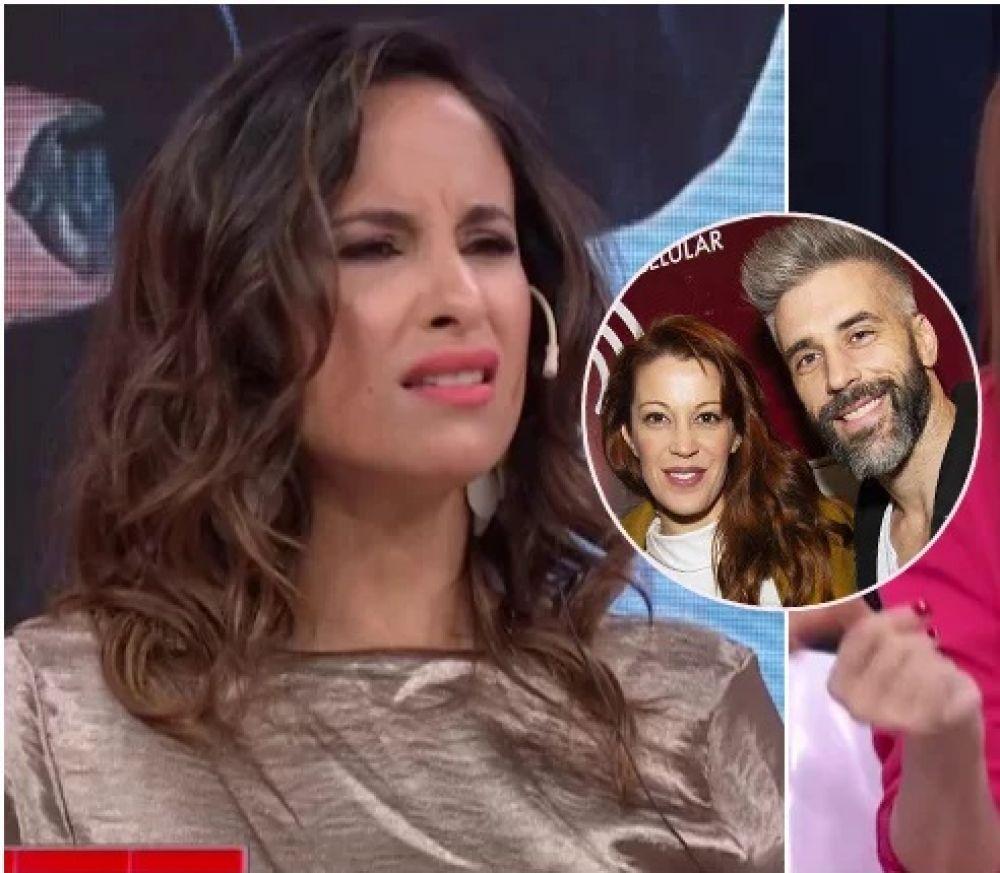 foto: Lourdes Sánchez, durísima con la amante del ex de Miriam Lanzoni