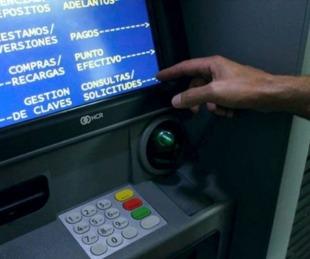 foto: El miércoles 22  estaría depositado el bono de $6.000 para estatales