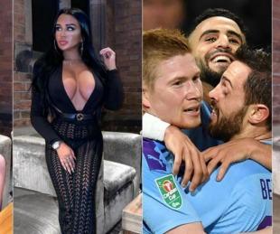 foto: Rumores de una fiesta sexual de los jugadores del Manchester City