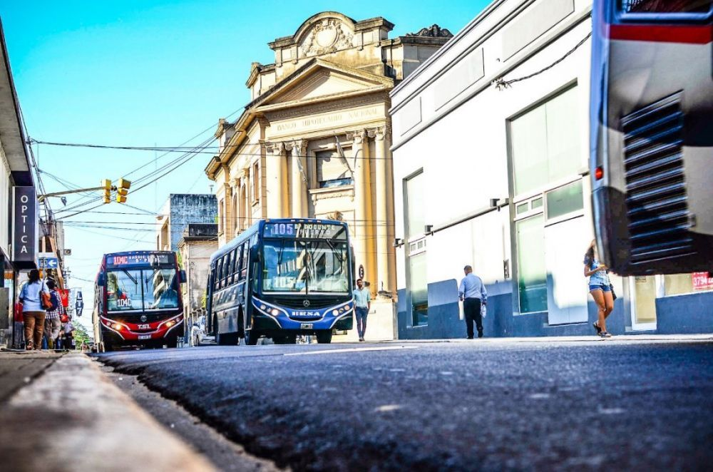 Capital: A partir de hoy rige la nueva tarifa del transporte urbano