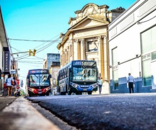 foto: Capital: A partir de hoy rige la nueva tarifa del transporte urbano