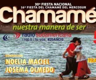 foto: Viví la 30º FNCH por Canal 5Tv, radio Sudamericana y la página web
