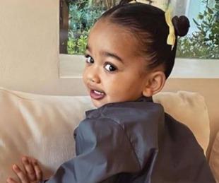 foto: La adorable fiesta de cumpleaños de Chicago, la hija de Kim Kardashian