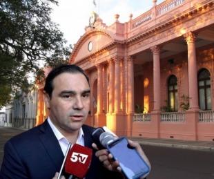 foto: El gobernador Gustavo Valdés retomó sus actividades oficiales