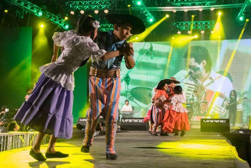 foto: Fiesta Nacional del Chamamé: Mirá la grilla de esta noche