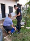 foto: Atraparon a sujeto que intentó arrebatar la cartera a una mujer