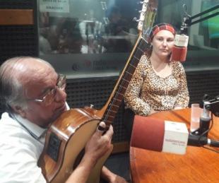 foto: Tamara Zilli estará en la Fiesta Nacional del Chamamé