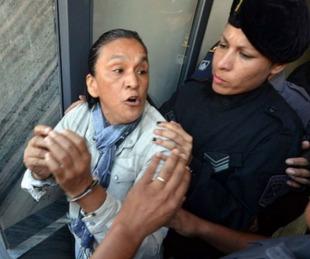 foto: Ratificaron la condena de Milagro Sala a 13 años de cárcel