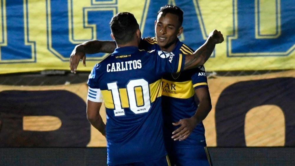 Boca le ganó 2-0 a Universitario de Perú en el ciclo de Miguel Russo