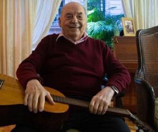foto: Murió Juan Carlos Saravia, histórico líder de Los Chalchaleros