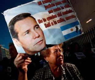 foto: Nisman: a cinco años de la muerte del fiscal, actos y homenajes
