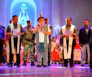 foto: Con más de 7 mil asistentes, inició la 30º Fiesta Nacional del Chamamé