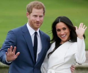 foto: Harry y Meghan dejarán de usar el título Su Alteza Real
