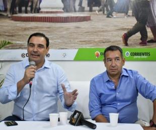 foto: Valdés dijo que el nuevo Anfiteatro estaría en el Corsódromo Nolo Alías