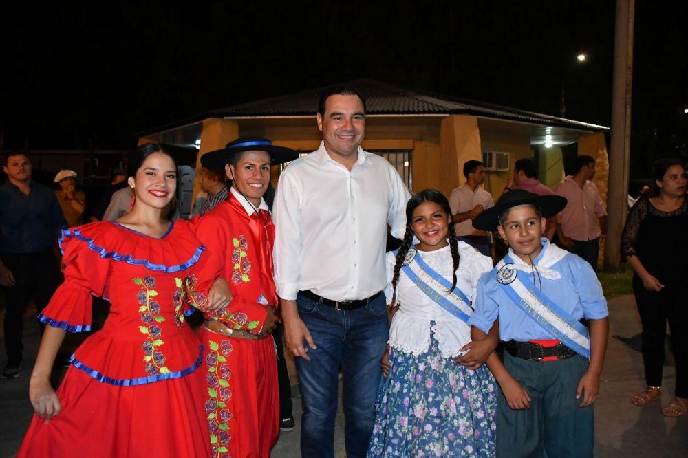 Valdés: Venimos a reafirmar este tesoro cultural que tenemos