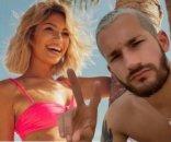 Romance confirmado: Stefi Roitman, a los besos con Ricky Montaner