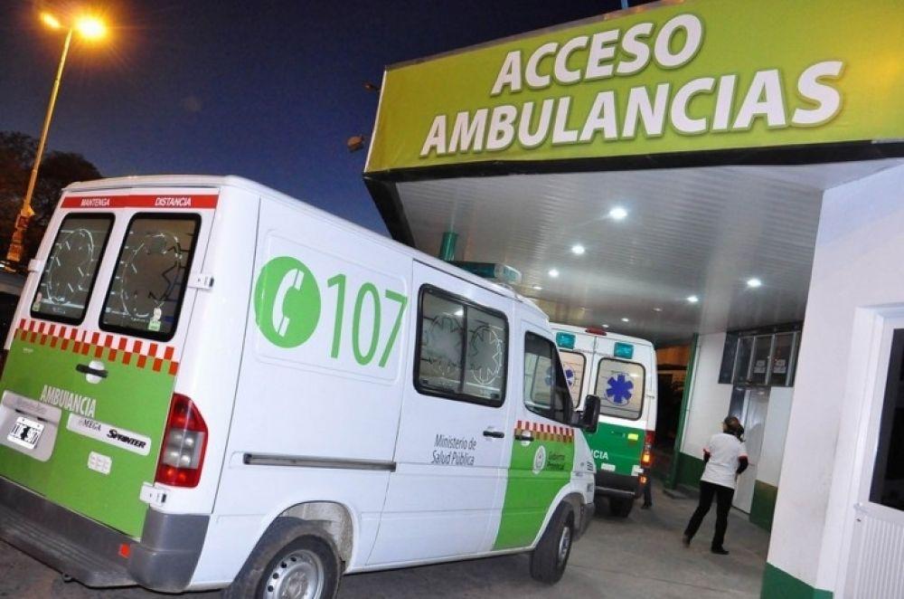 foto: Dos lesionados en enfrentamiento a botellazos fuera del Cocomarola