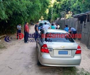foto: Detuvieron a dos personas por el robo de un auto en Saladas