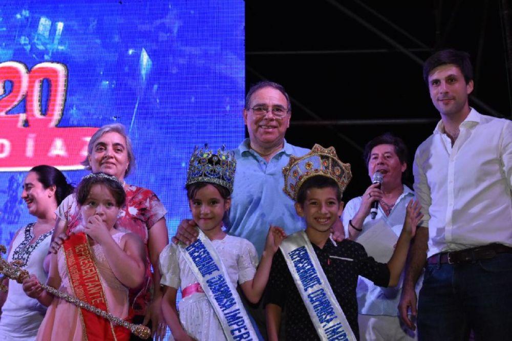 foto: El intendente Eduardo Tassano lanzó los Carnavales Barriales