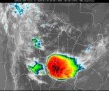 foto: Rige alerta por fuertes tormentas para el Sur de Corrientes