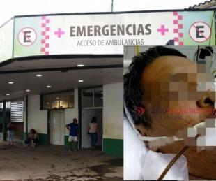 foto: Murió el hombre que sufrió un ACV en pleno microcentro este lunes