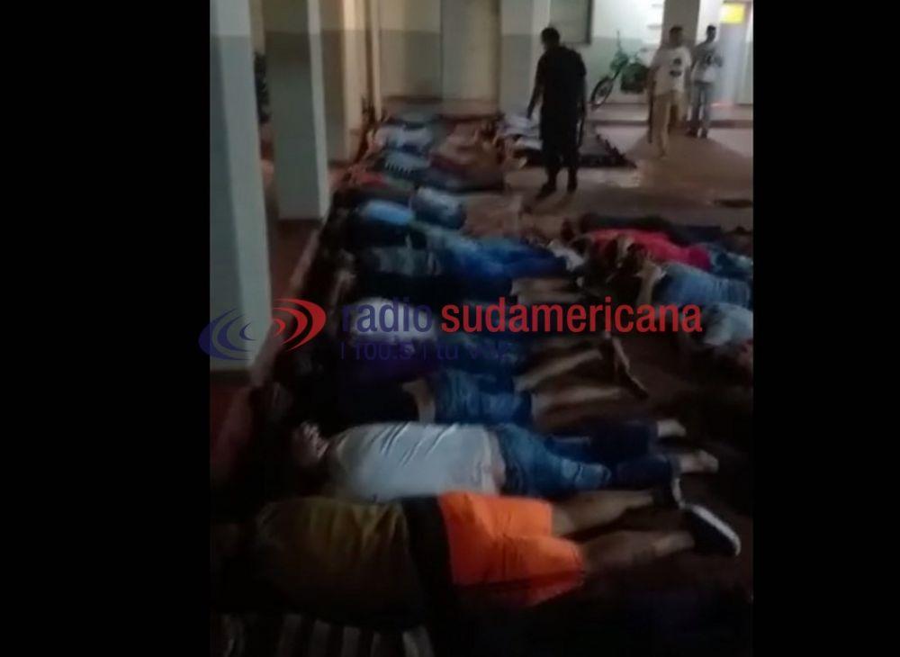 Santo Tomé: el motín se inició por abuso sexual a uno de los internos