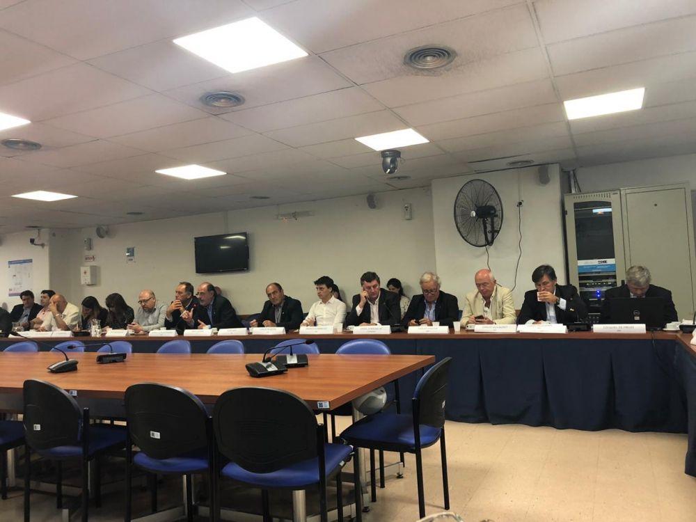 foto: Diputados de Cambiemos se reunieron con la Mesa de Enlace