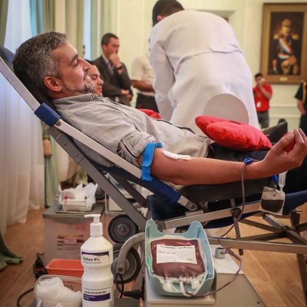 foto: Positivo: el Presidente de Paraguay fue diagnosticado con dengue